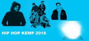 Kolejni artyści na HIP HOP KEMP 2016!!