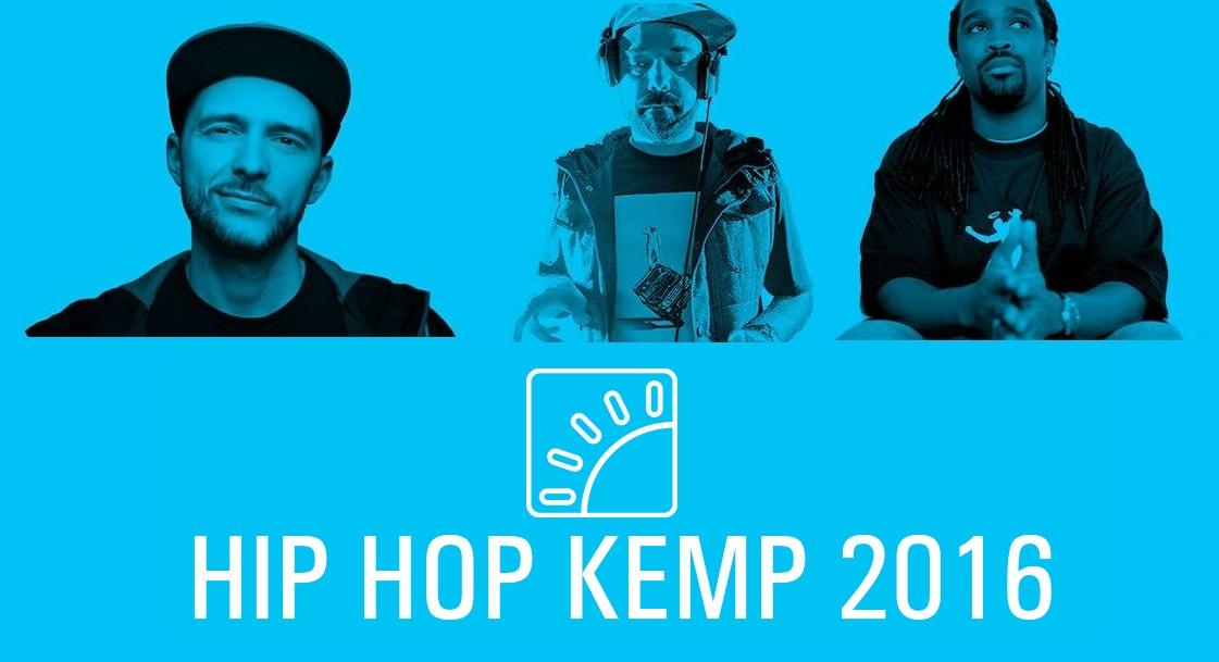 Hip Hop Kemp zapowiada kolejnych artystów!