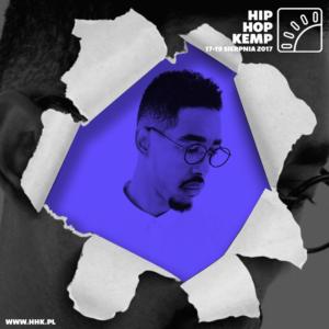 Grammatik i Oddisee na Hip Hop Kemp 2017!