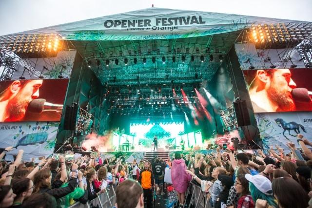 Open'er Festival 2017 – Poznajcie pierwszych artystów!