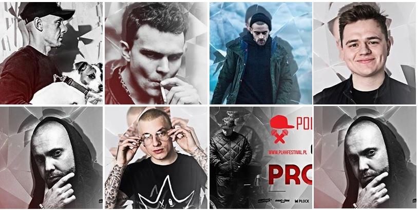 PLHHF 2017! Kolejni artyści wpadają do Płocka!