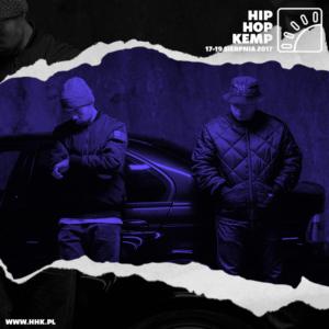 Rah Digga, Pro8l3m, Kontrafakt, Slovy i 12Vince na Hip Hop Kemp 2017!