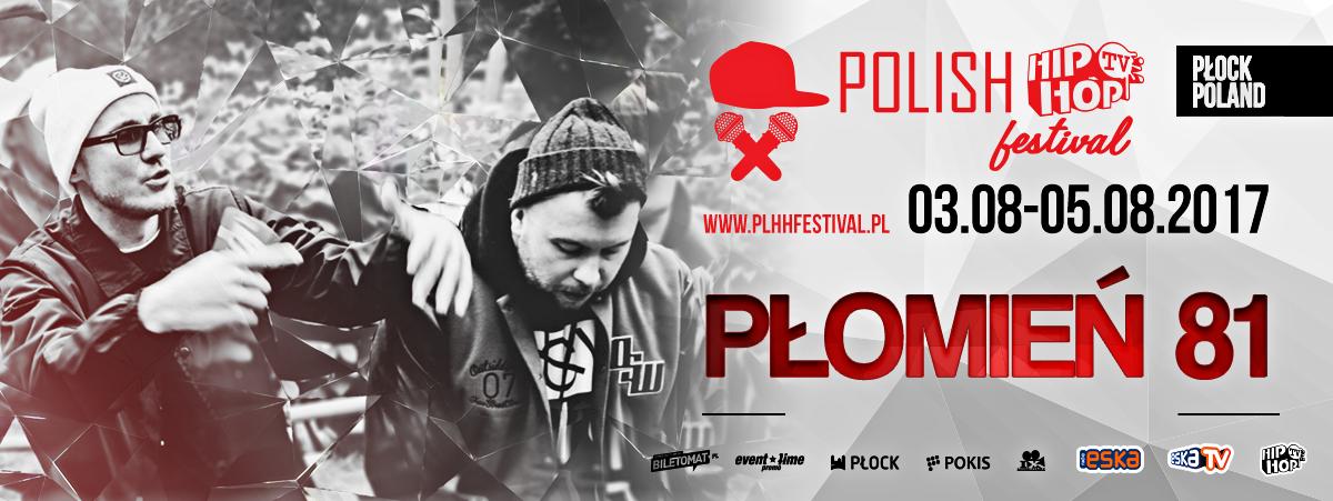 Polish Hip Hop TV Festival 2017! Kolejni artyści!