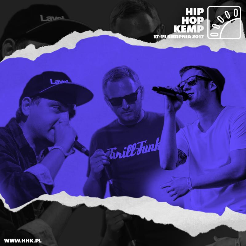 Aloha Ent. i inni na Hip Hop Kemp 2017!