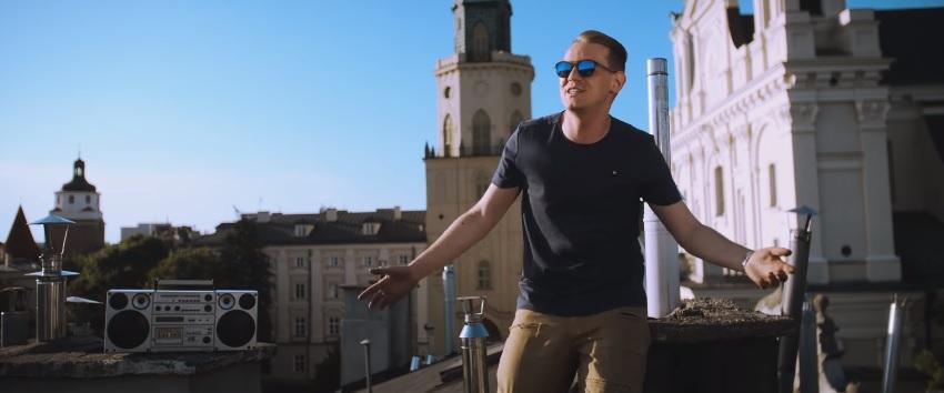 """""""BOMBYE"""" Nowy klip od Te-Trisa promujący """"Tristape""""!"""