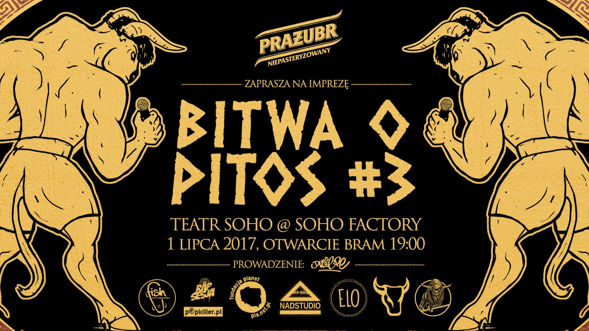 Bitwa o Pitos 2017! Wielki Finał już 1 Lipca!