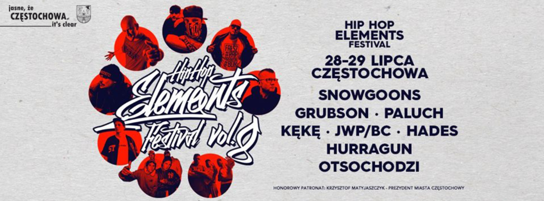 Hip Hop Elements Festival x Częstochowa!