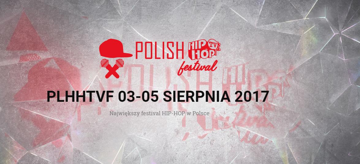 Kolejni artyści wpadają do Płocka! PLHHF2k17