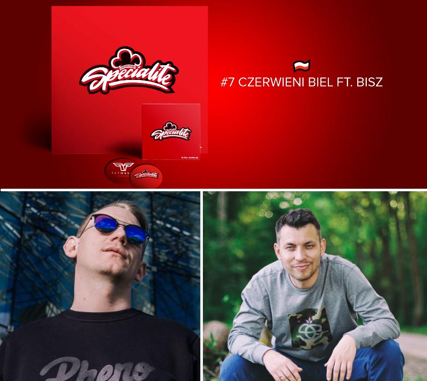 Czerwieni Biel || Te-Tris & SoSpecial || Specialite EP