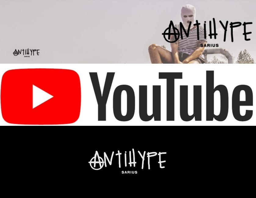 Antihype już na YouTube    Wleciał pełen odsłuch!