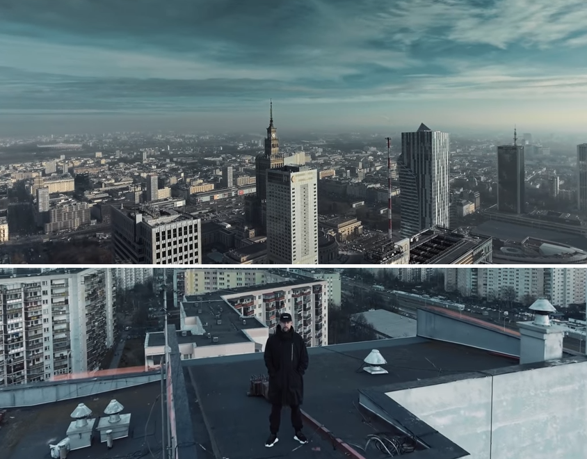 Warszawa || Sokół w coverze T.Love! || Numer w sieci!