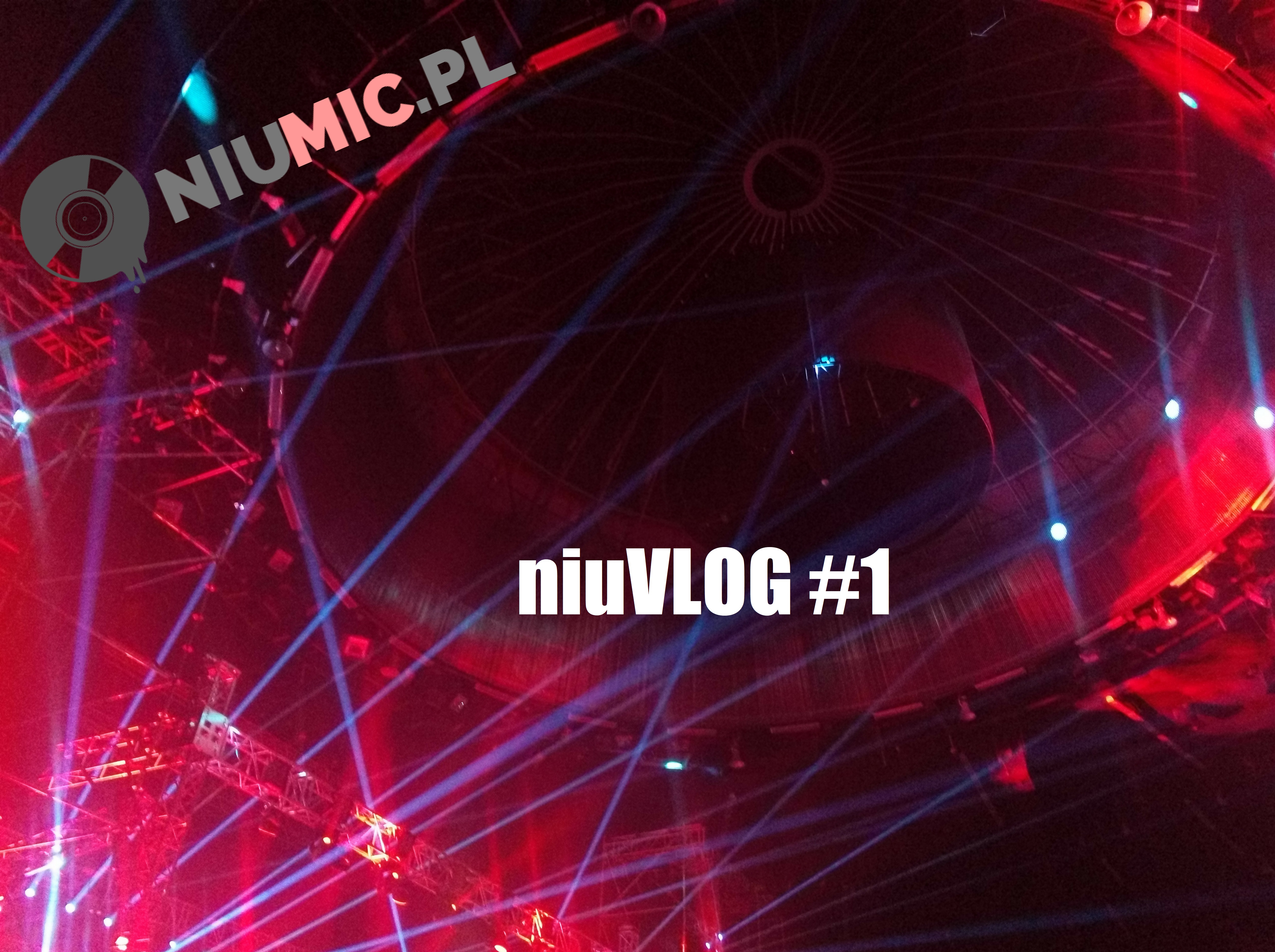 Śląski Rap Festival 2k17 || #niuVLOG #1