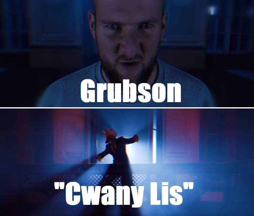 "Cwany Lis || Nowy klip od Grubsona || ""Gatunek L""!"