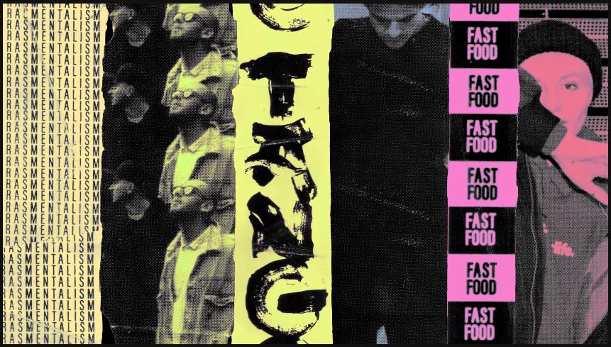 Fast Food || Kolejny singiel z nowego albumu Rasmentalism!