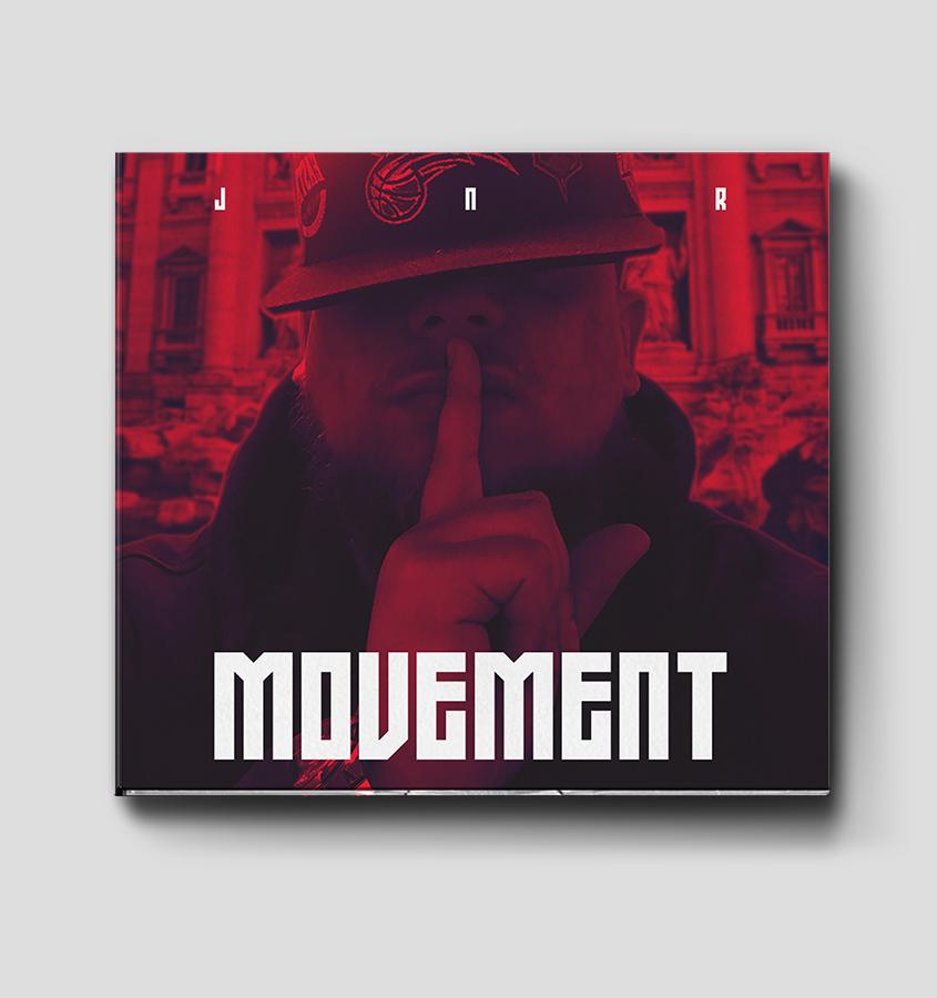 MOVEMENT    Premiera albumu JNR-a    Odsłuch w sieci!