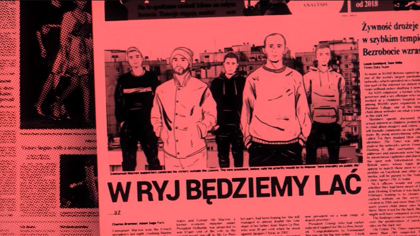 Pokolenia || Eldo x Czarny/HIFI x DJ Kebs x Druga Strona Ulicy