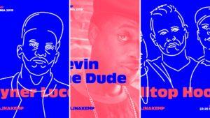 Devin The Dude, Hilltop Hoods i Joyner Lucas na Kempie!