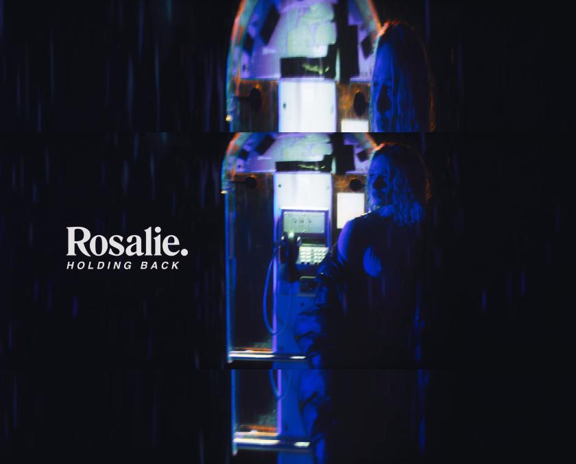 "Holding Back || Rosalie. z nowym klipem promującym ""Flashback""!"