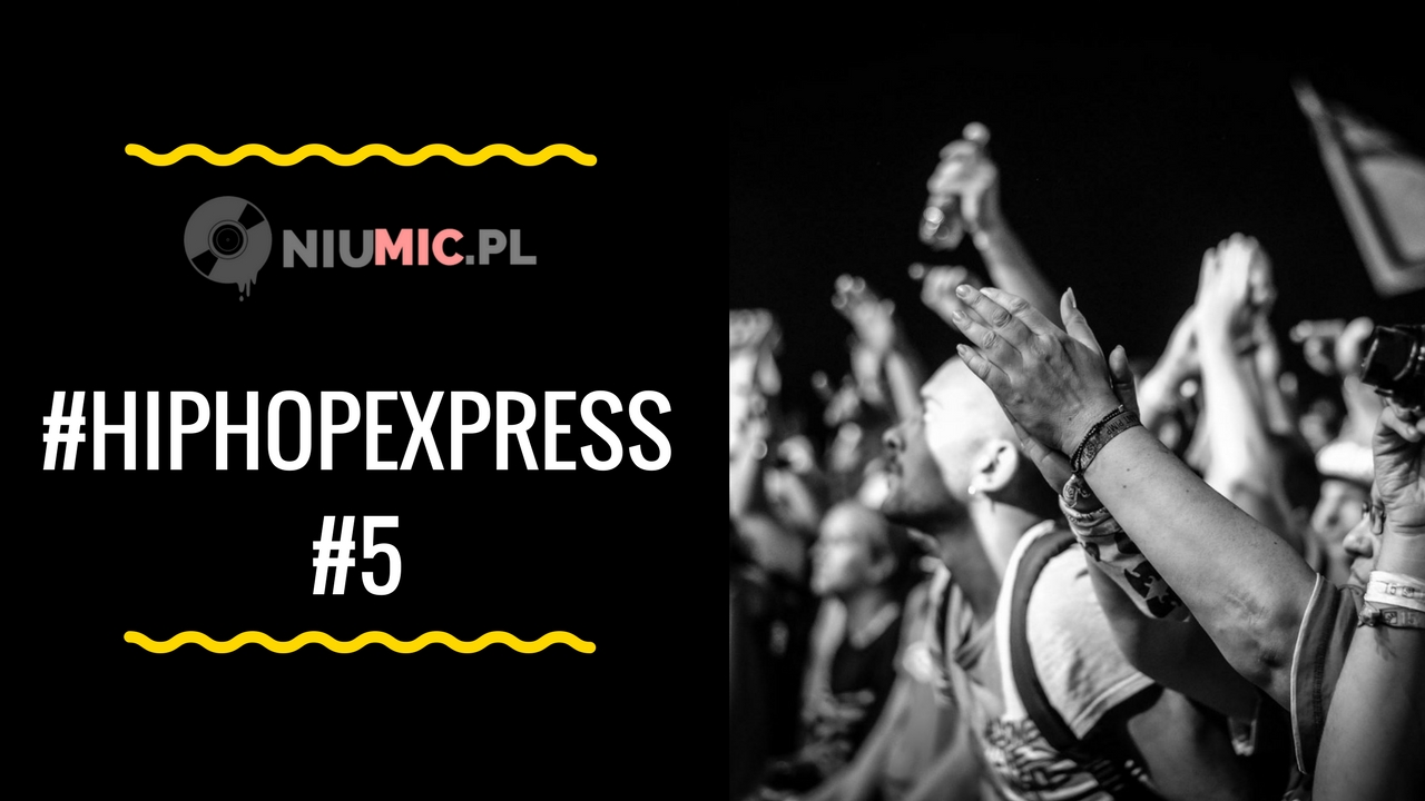 Mielzky, Dj Decks, Borixon i inni #HipHopExpress #5