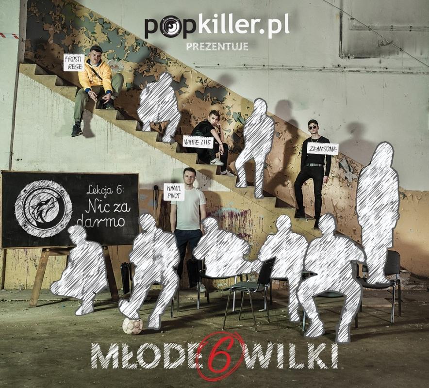 White 2115 czwartym Młodym Wilkiem Popkillera 6!