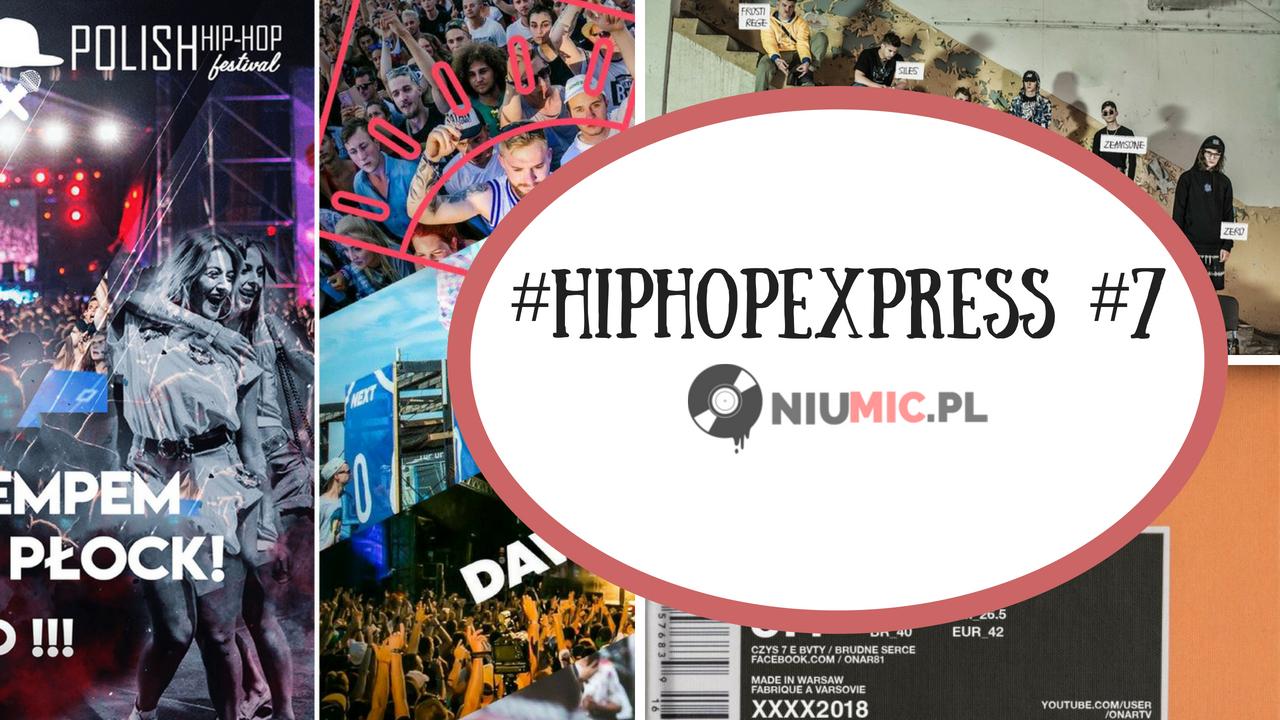 Kemp i Płock, Onar, Młode Wilki || #HipHopExpress #7