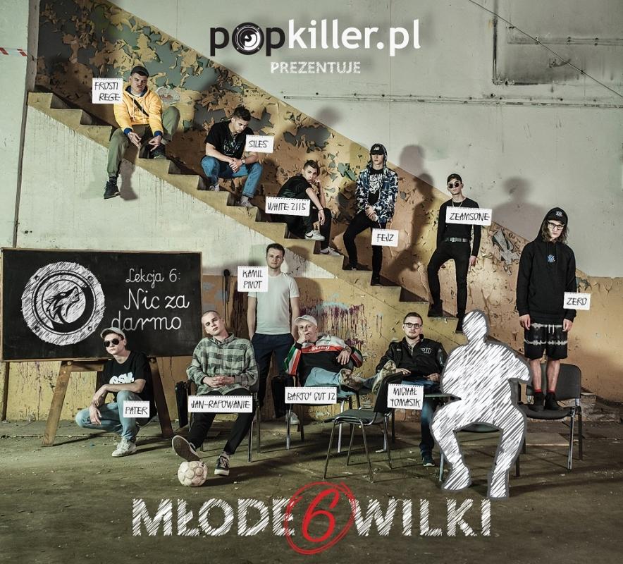 Siles jedenastym Młodym Wilkiem Popkillera 6!