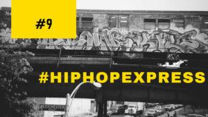 Zipera, Te-Tris, GZA || HipHopExpress #9 || KONKURS