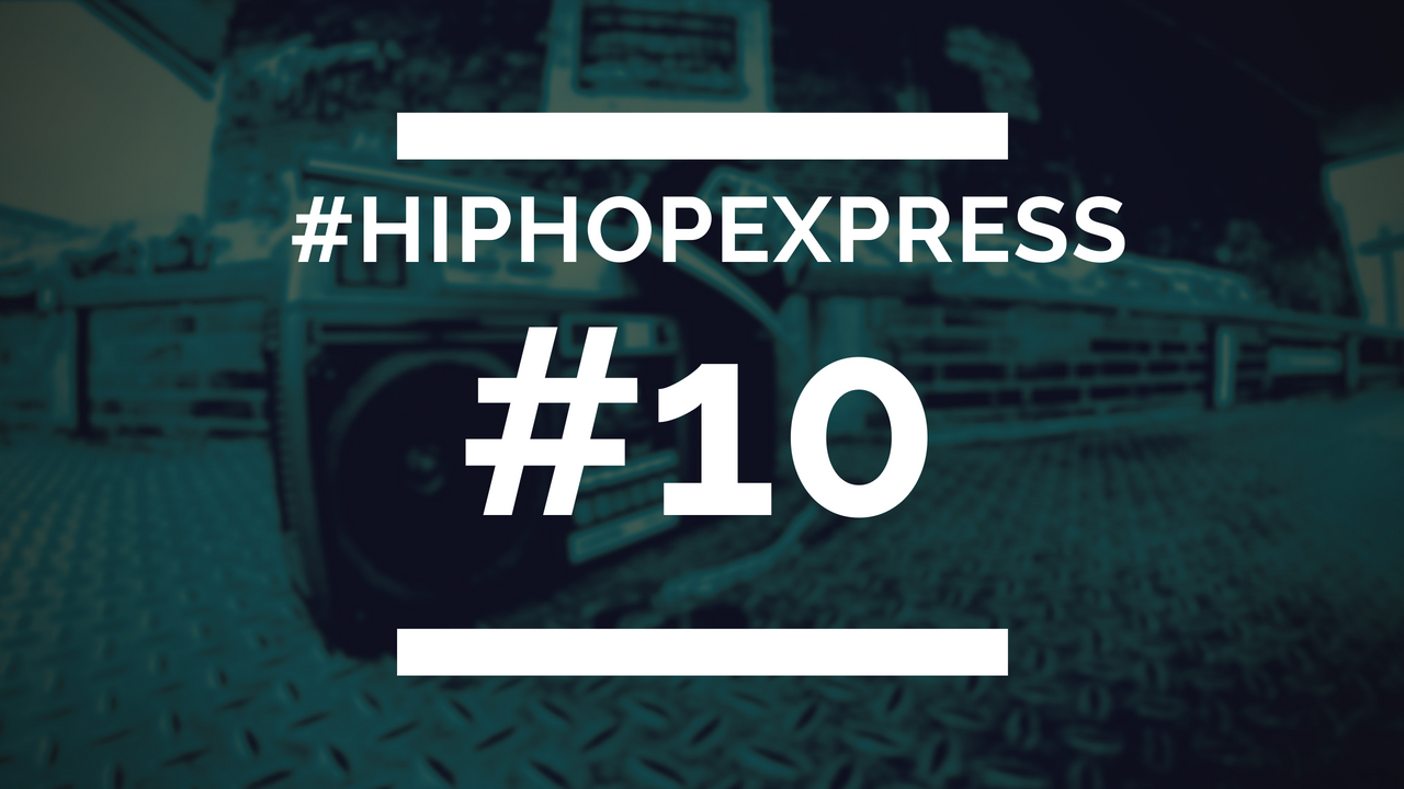 Lipiec 2018 || Taco Hemingway, Te-Tris || #HipHopExpress #10