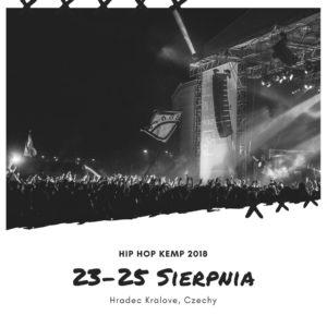 Hip Hop Kemp 2018 już w przyszłym tygodniu!