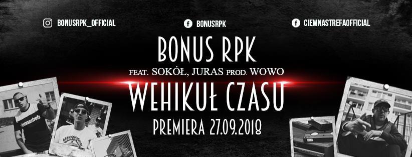 Wehikuł Czasu || Bonus RPK z nowym singlem!