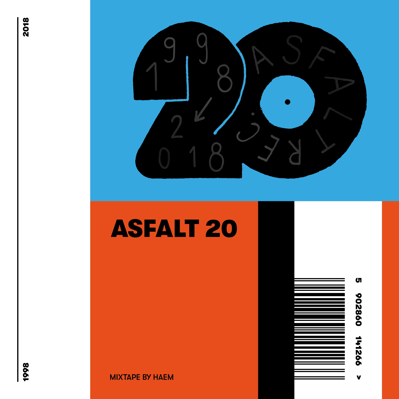 Asfalt 20    Premiera urodzinowej kompilacji Asfalt Records!