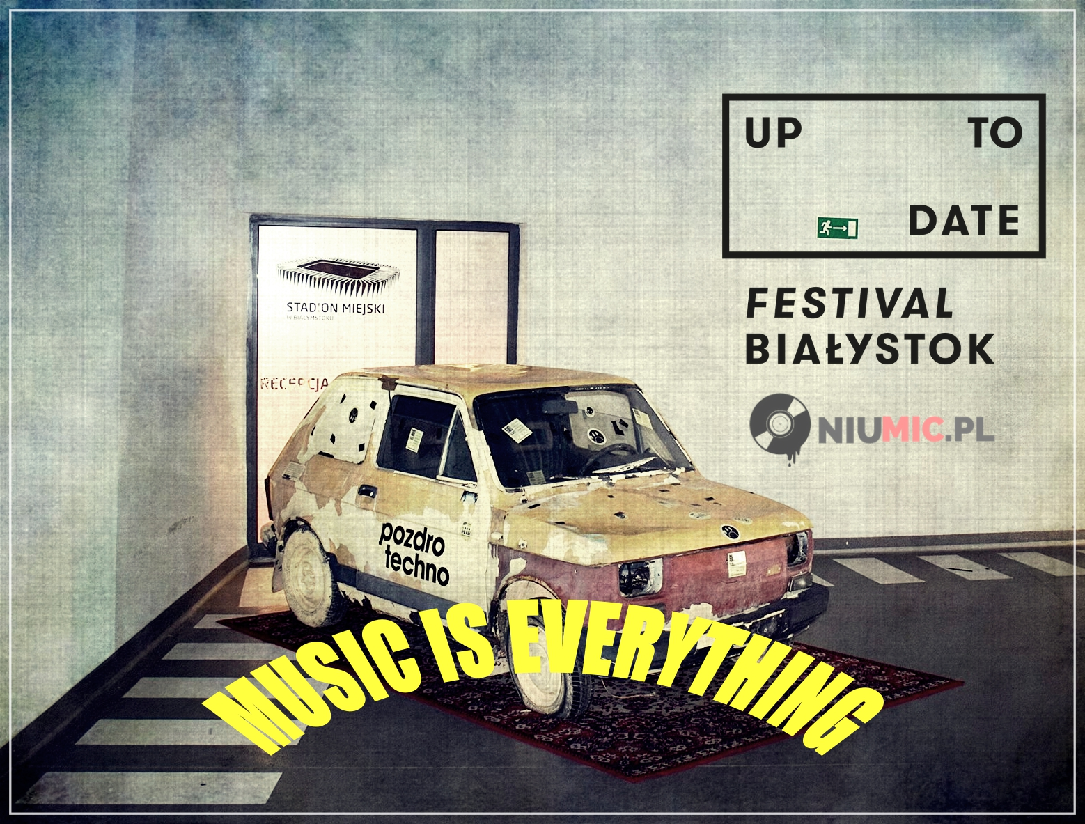 Music is everything || Up To Date Festival 2018!