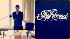 Nowy artysta w Step Records! || I nie jest to raper!