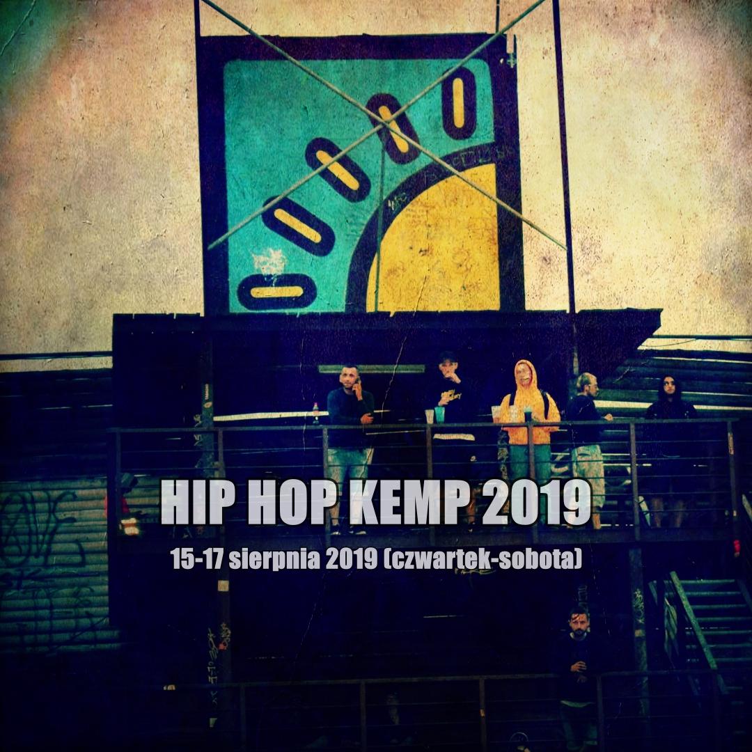 Ruszyła sprzedaż biletów na Hip Hop Kemp 2019!  4de2a5a44ad