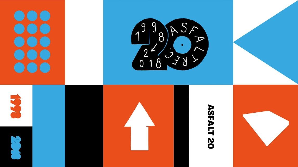 "Preorder kompilacji ""Asfalt 20""    Premiera remixu ""SumieNIE""    #asfalt20lat"