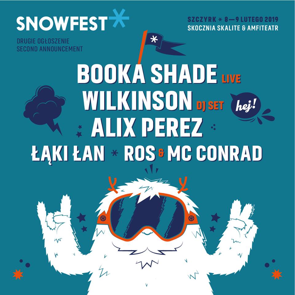 Druga Odsłona    SnowFest Festival 2019