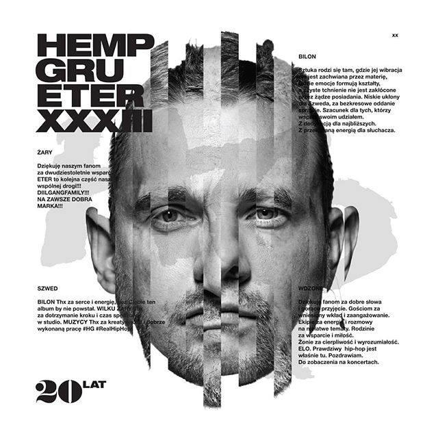 Eter || Premiera jubileuszowego albumu Hemp Gru!