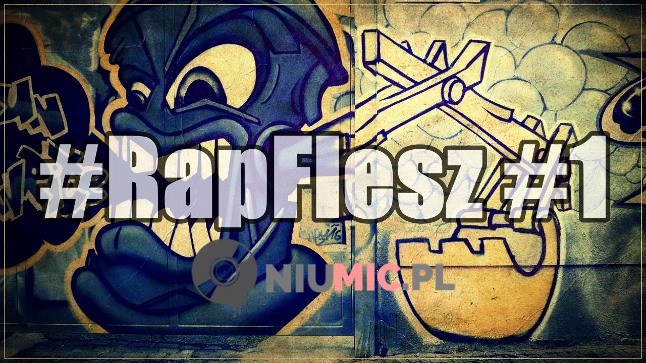 Październik 2018 || #RapFlesz #1 || Nowy format!