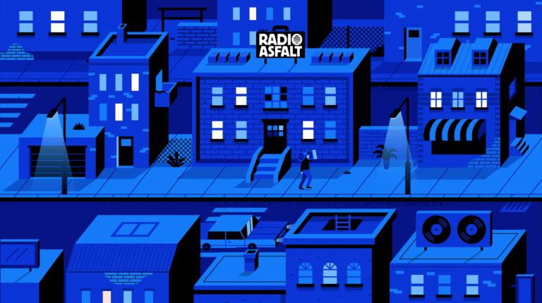 RADIO ASFALT: NOWE, LEPSZE, NADAJE NON STOP!