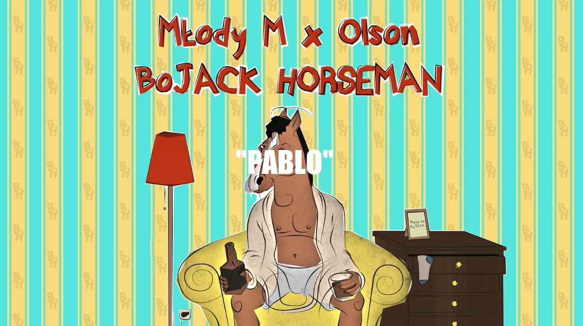 Pablo || Nowy singiel od Młodego M i Olsona!