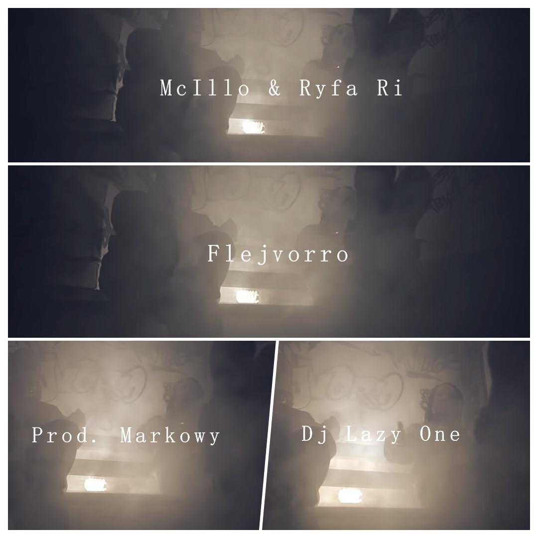 Flejvorro || Ryfa Ri ft. MC Illo || (prod. Markowy)