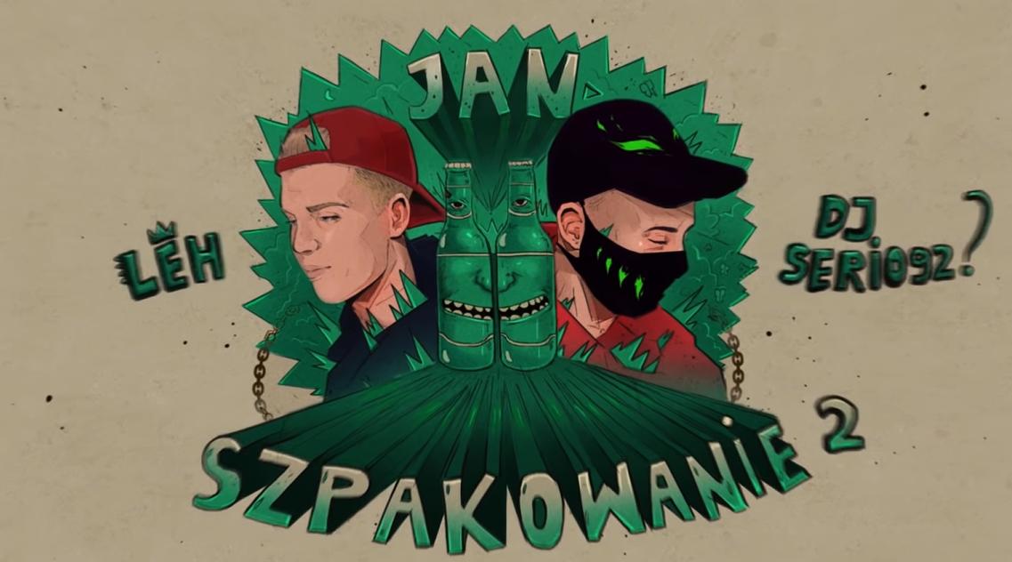 Jan Szpakowanie 2 || Jan Rapowanie x Szpaku