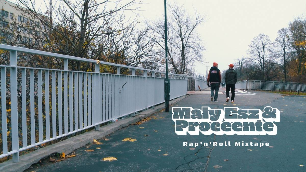 Mały Esz & Proceente – Rap'n'Roll Mixtape (promomix video)