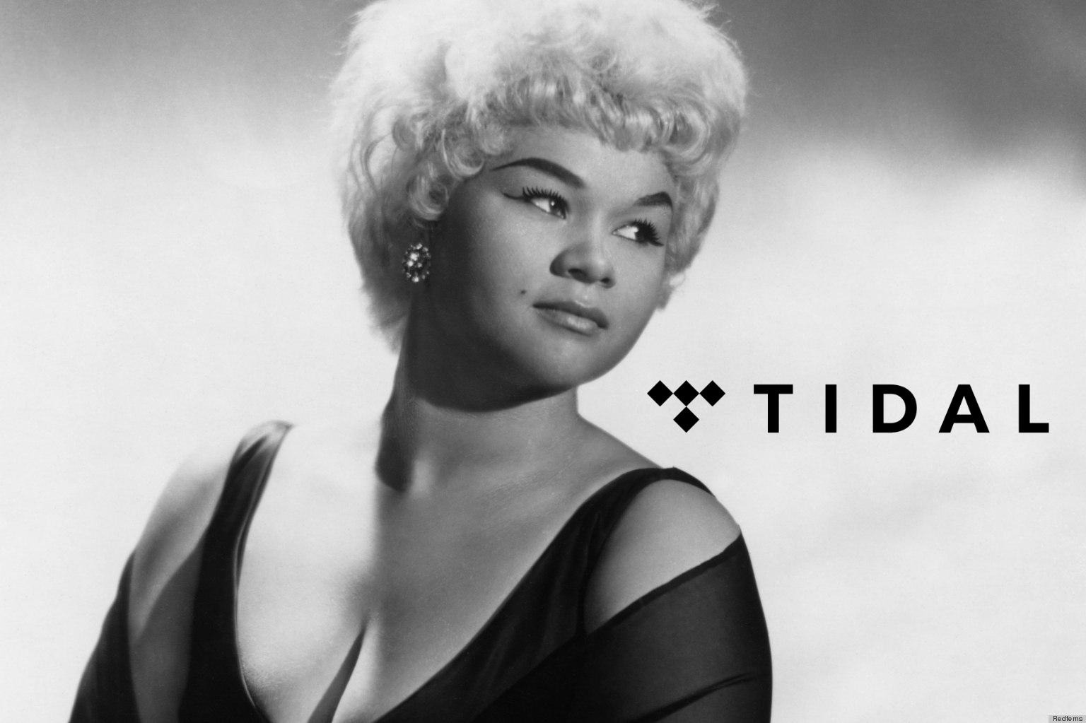 Specjalna playlista TIDAL w 81. rocznicę urodzin Etty James!