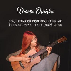 Dorota Osińska || Wyjątkowy koncert w Stodole!