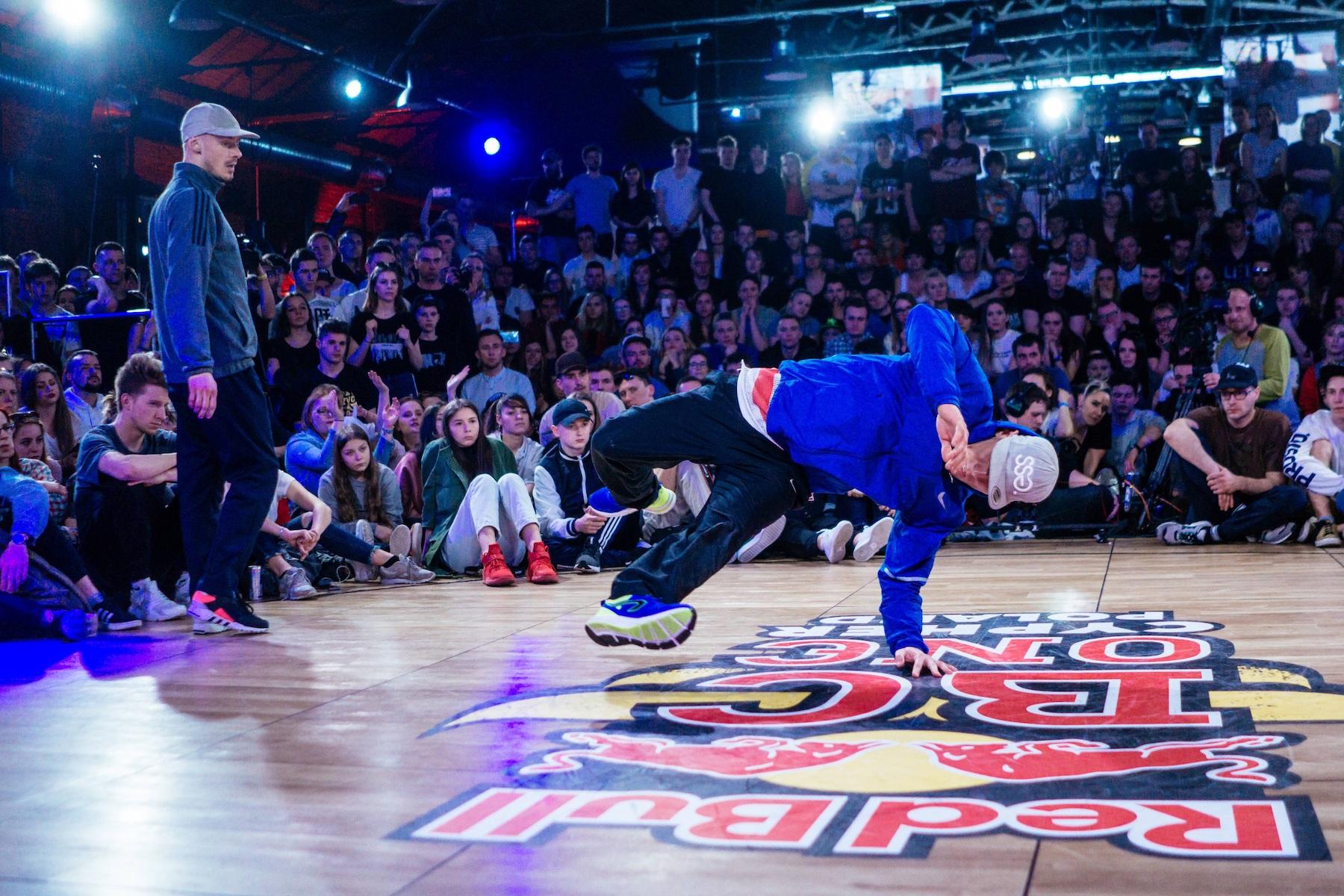 Kangur zdobywa ostatnią dziką kartę! Red Bull BC One Cypher Poland.