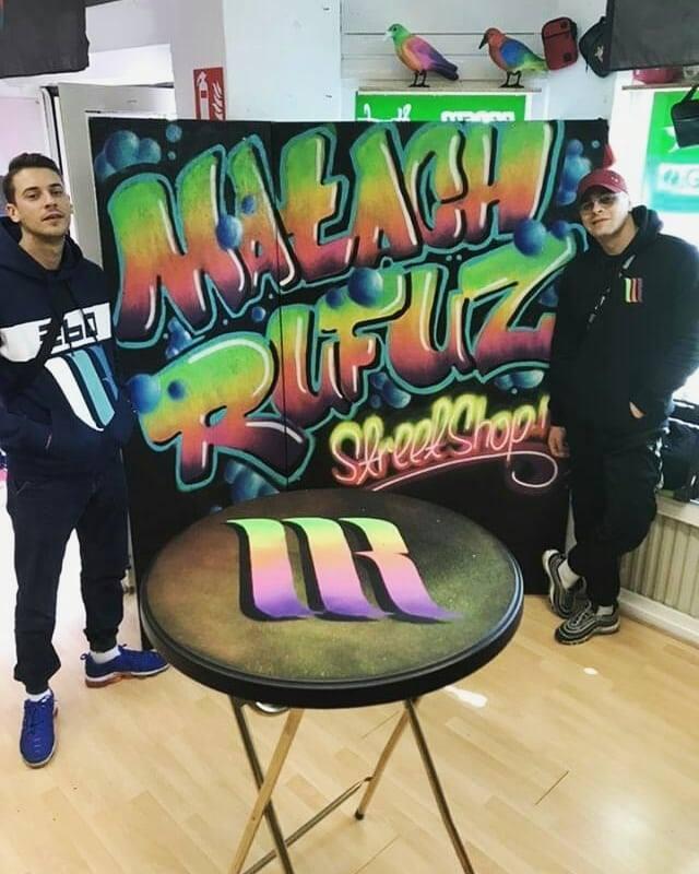 Dzięki Hip-Hop || Małach/Rufuz zapowiadają nowy krążek!