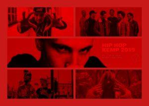 Siedem nowych ksywek w line-up'ie Hip Hop Kempa!