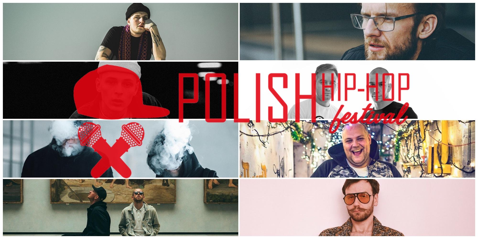 5 ogłoszenie Polish Hip-Hop Festival Płock 2019!