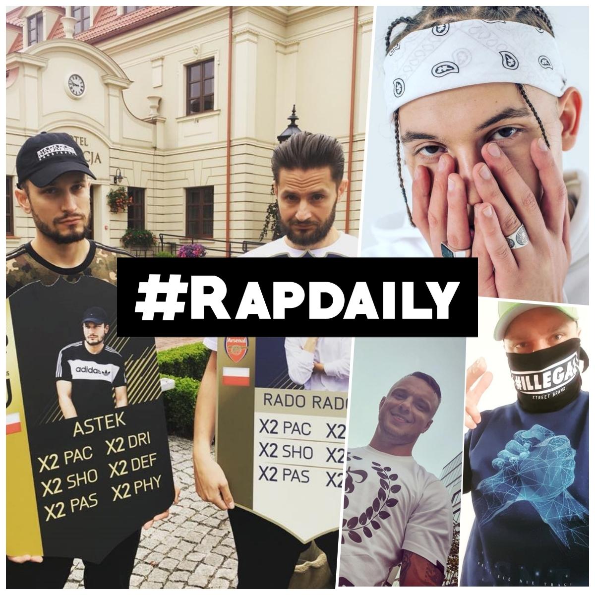 Dwa Sławy || PlanBe || Rest/Kafar || #RapDaily